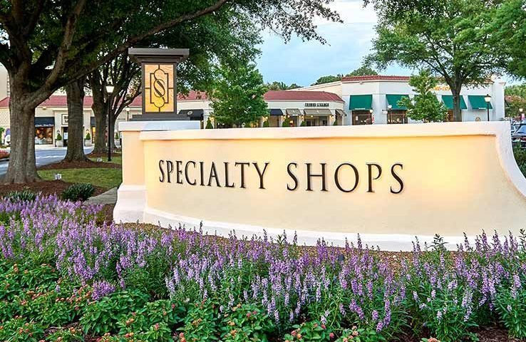 Hill Partners | Specialty Shops SouthPark